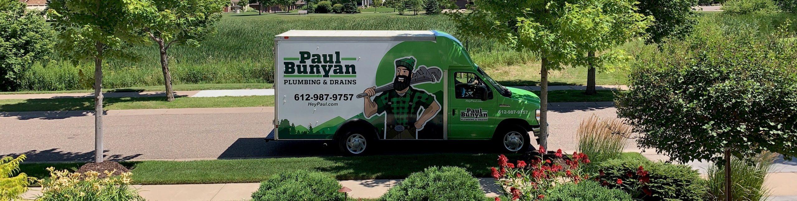 Paul Bunyan Plumbing And Drains